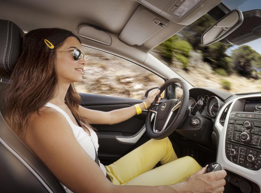 Polak jeździ bezpiecznie, kiedy…