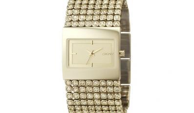 Ozdobne zegarki z nowej kolekcji DKNY