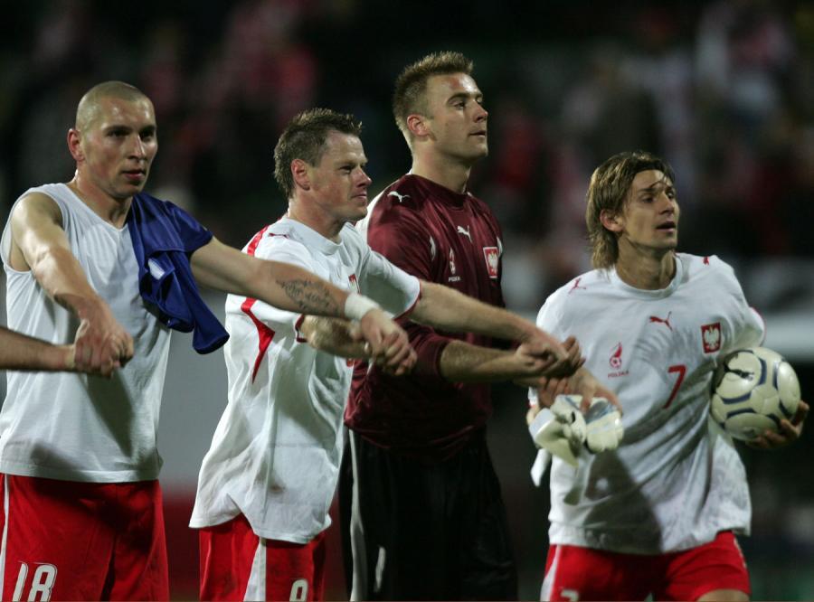 Oni prawdopodobnie pojadą na na Euro 2008