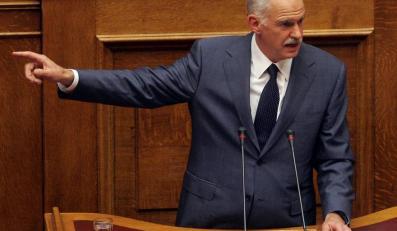 Grecki premier Papandreu deklaruje utrzymanie kursu reform