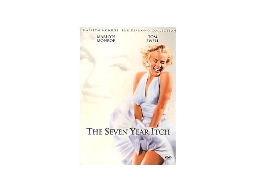 Sukienka Marilyn Monroe, w której gwiazda wystepowała w filmie \