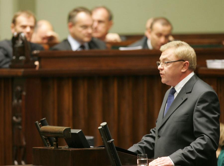 Chlebowski: Projekt budżetu wygląda dramatycznie źle