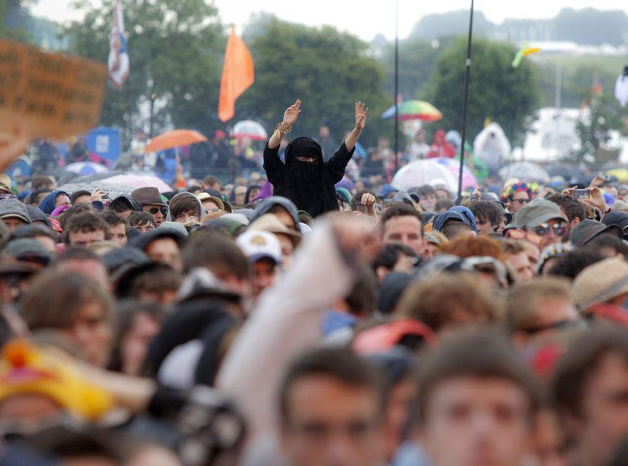 Śmierć na festiwalu Glastonbury. Nie żyje znajomy Davida Camerona