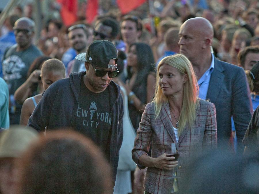 Jay-Z i Gwyneth Paltrow