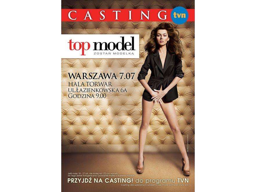 Jeden z castingów odbędzie się w Warszawie