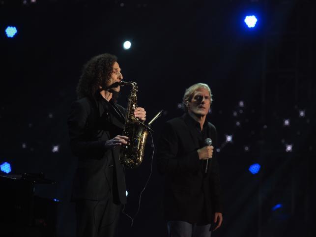 Michael Bolton i Kenny G