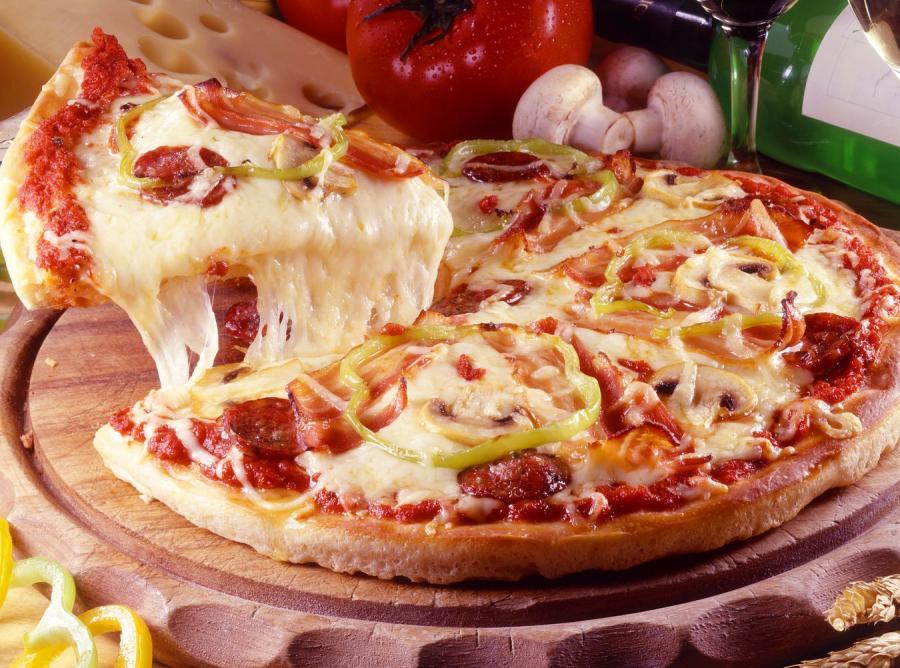 Pizza - pycha!