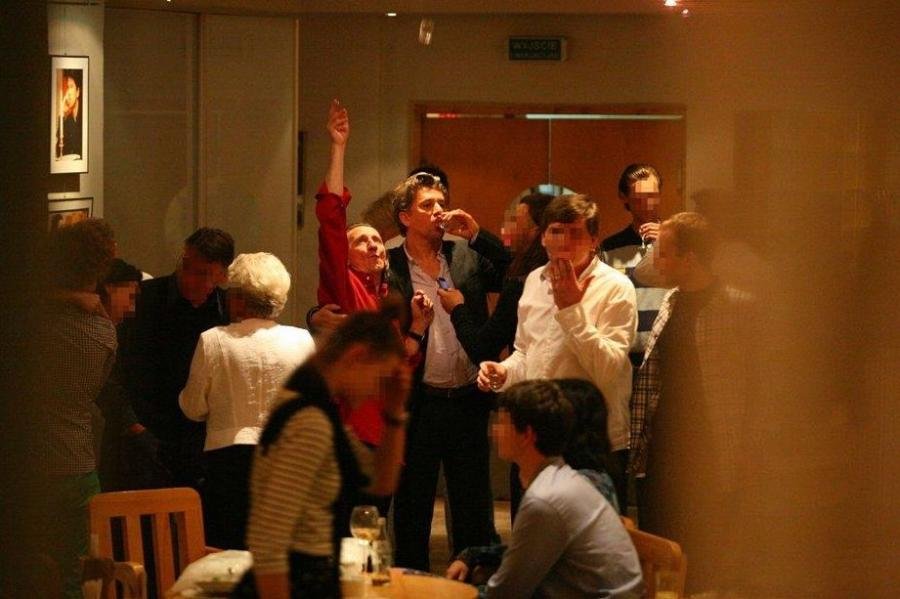 Impreza u Janusza
