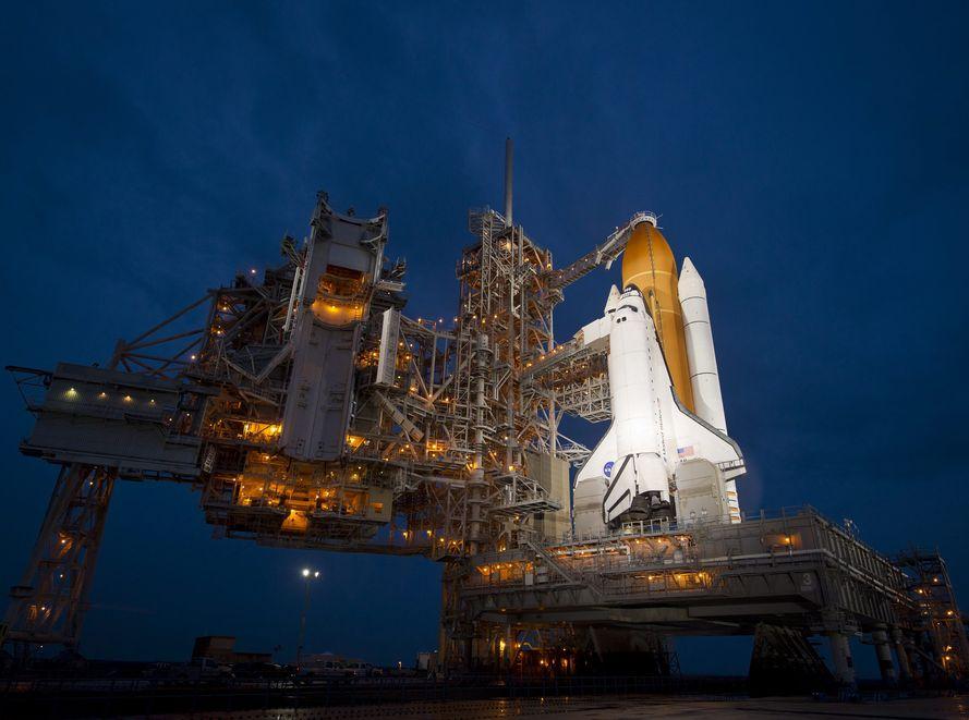 Misja promu Atlantis to ostatnia misja amerykańskiego wahadłowca