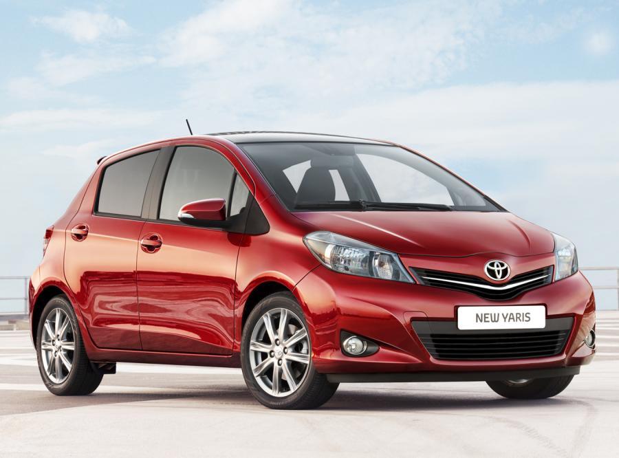 Nowy yaris, tak jak obecnie sprzedawana generacja - produkowany będzie w fabryce Valenciennes we Francji