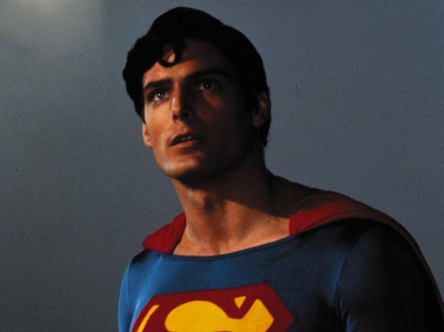 Christopher Reeve jako \