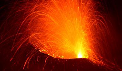 Islandzki wulkan na maturze z geografii 2012