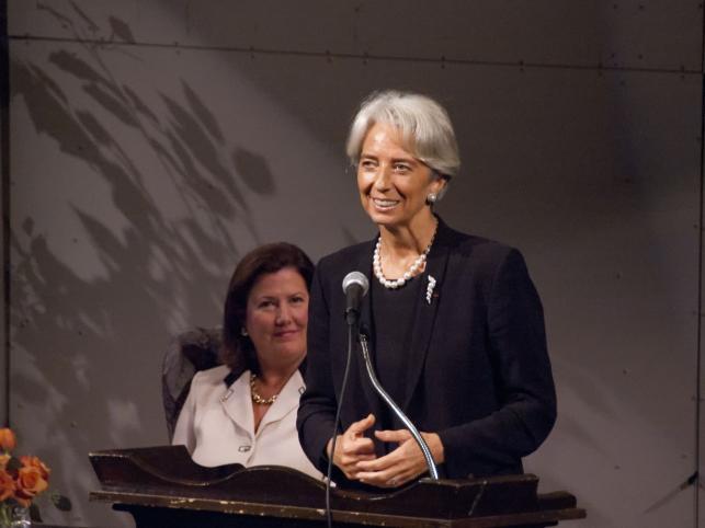 Najpotężniejsze kobiety świata - Christine Lagarde