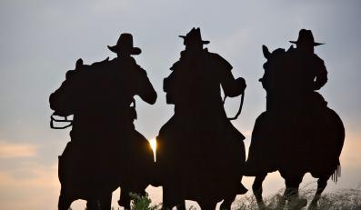 Rodeo w Dodge City, legendarnym mieście bezprawia