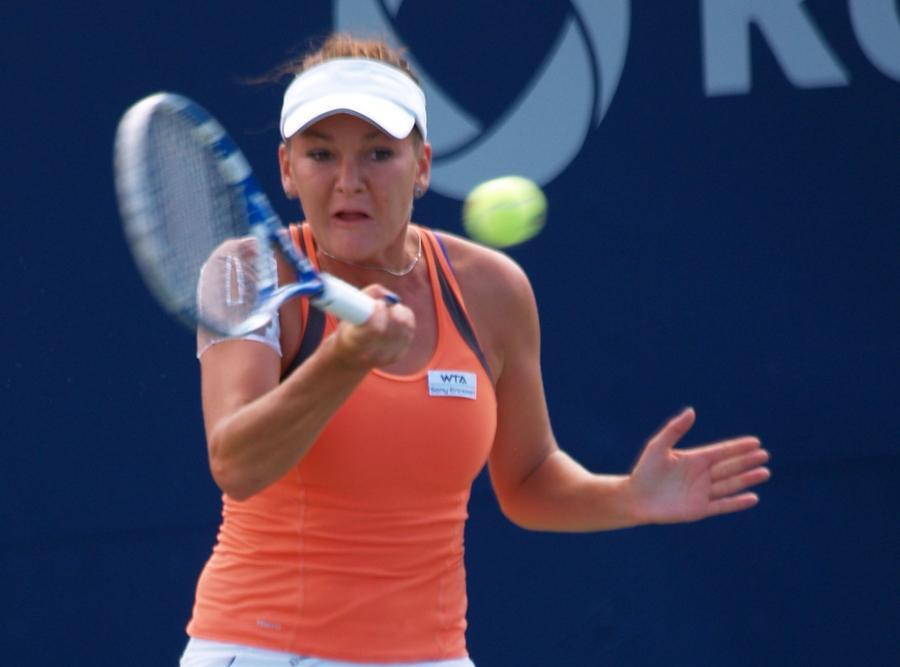 Turniej WTA w New Haven: Awans Agnieszki Radwańskiej