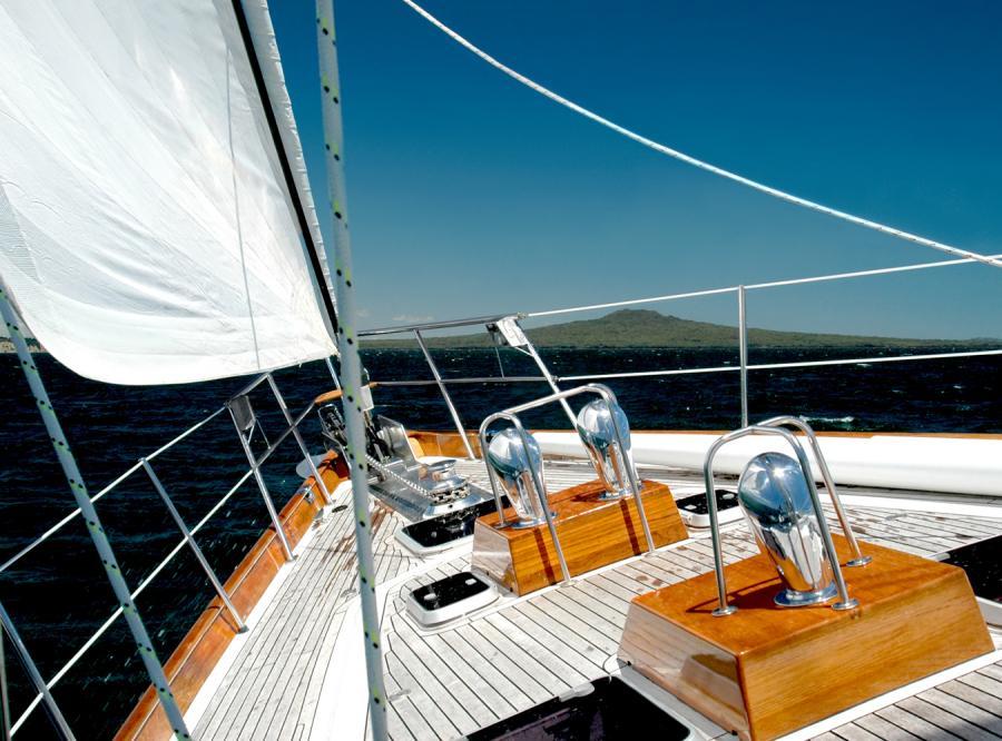 Jacht - zdjęcie ilustracyjne