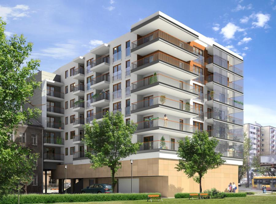 Point 48 to pierwsza warszawska inwestycja firmy GetHouse