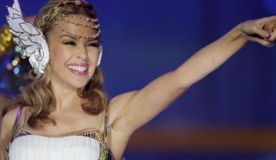 Trójwymiarowa Kylie Minogue