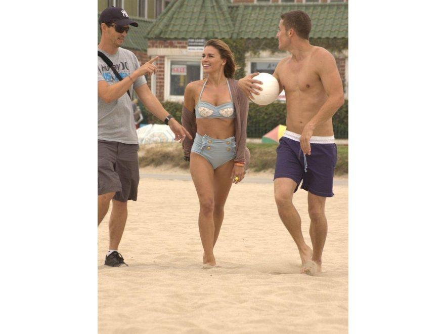 Natasza Urbańska w bikini na plaży w Los Angeles!