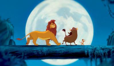 Król Lew wrócił w 3D i rządzi