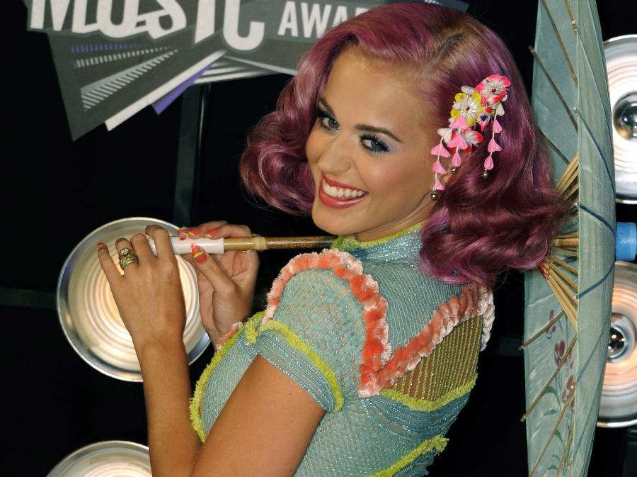 Katy Perry wywalczyła sobie trzy nagrody