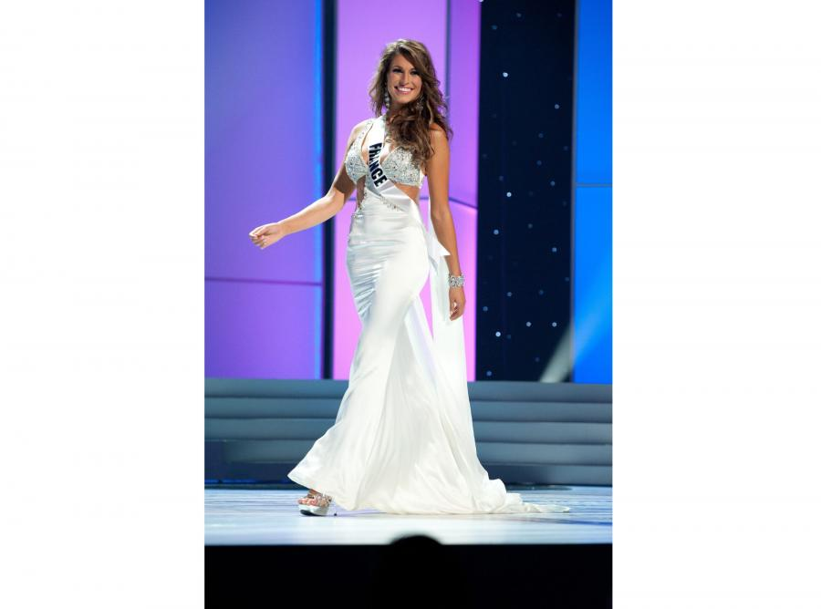 Miss Francji 2011, Laury Thilleman
