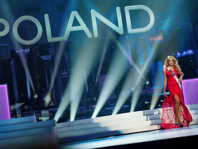 Miss Polonia 2011, Rozalia Mancewicz