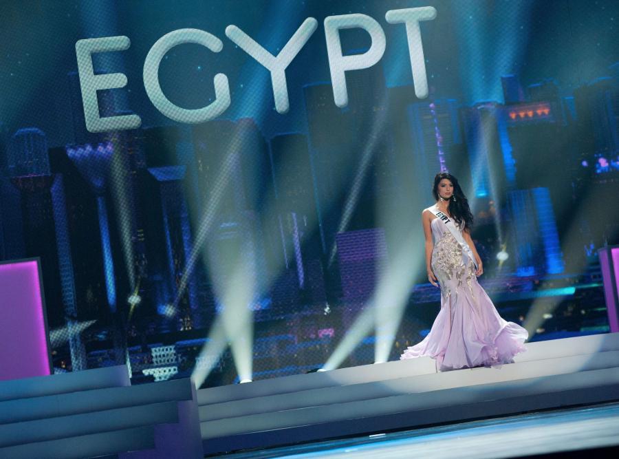 Miss Egiptu 2011, Sara El Khouly