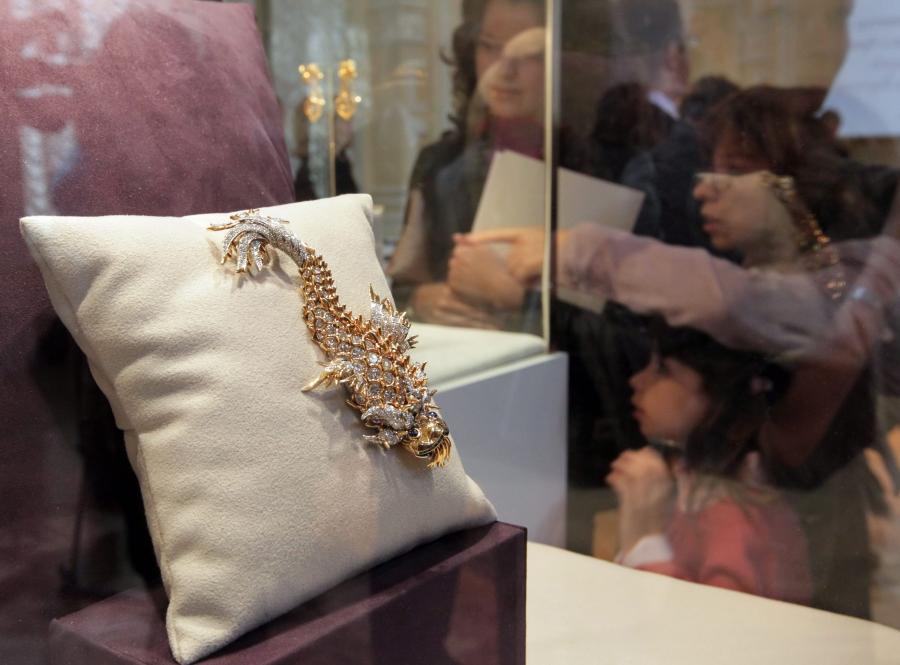 Biżuteria Elizabeth Taylor