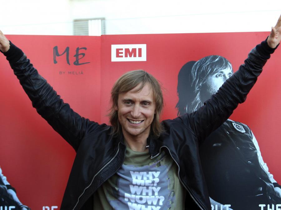 Historia Davida Guetty w kinach