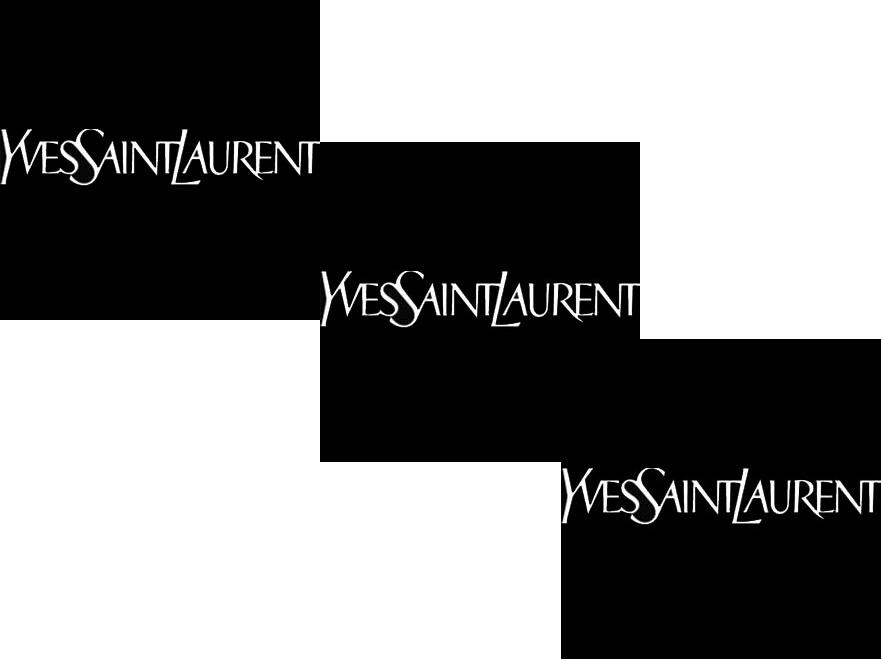 Yves Saint Laurent - tej marki nie trzeba przedstawiać.