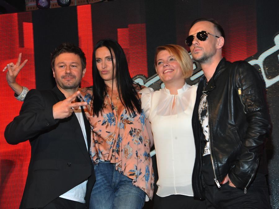 Nergal, Piasek, Kayah i Ania Dąbrowska