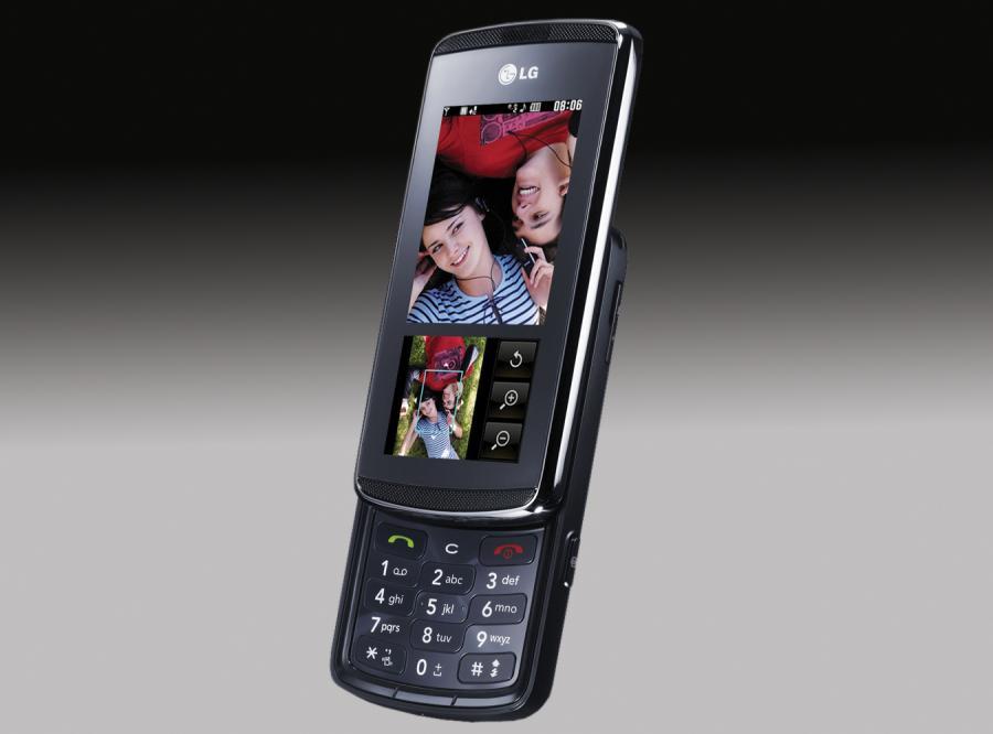 Nowa komórka LG zachwyca wyglądem, ale nie funkcjami