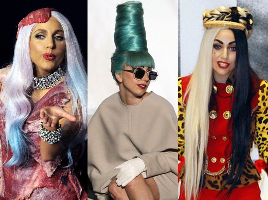 Lady GaGa razy trzy