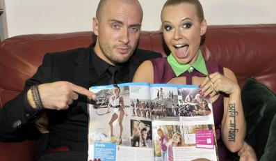 """Doda i Błażej z magazynem """"Party"""""""