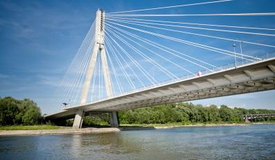 Most Świętokrzyski w Warszawie