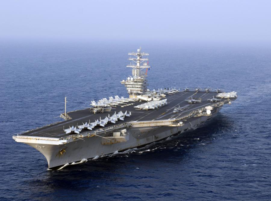 Lotnikowiec USS Nimitz