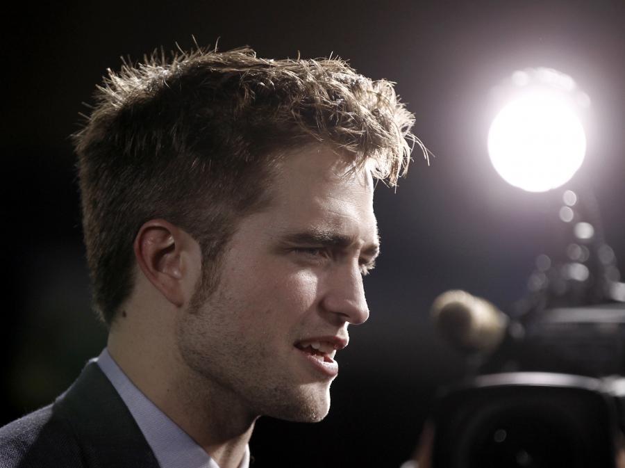 Uwodzicielski wampir Robert Pattinson wyznaje wprost: Nie lubię się myć i nie czuję takiej potrzeby.