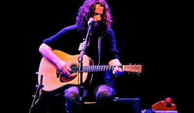 Chris Cornell ma jeden z najlepszych wokali w muzyce rockowej