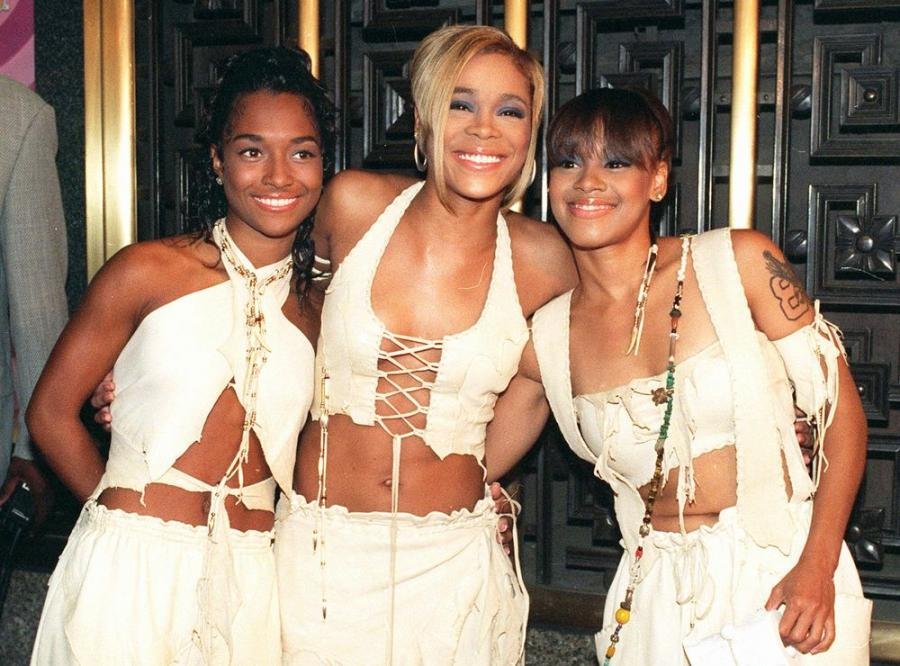 Zespół TLC w pełnym składzie