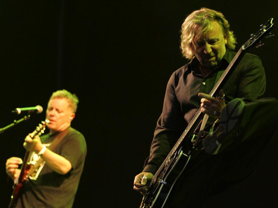 Peter Hook z New Order