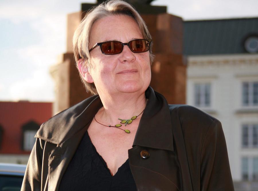 Agnieszka Holland wciąż pali trawkę