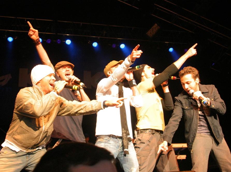 Backstreet Boys: Powroty bywają trudne