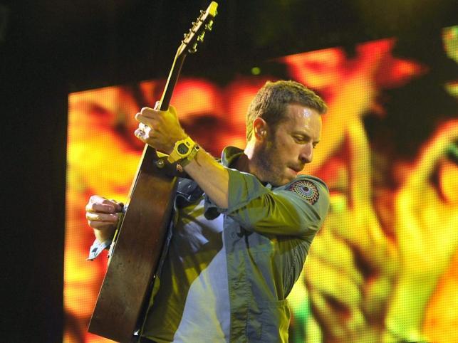 Coldplay będzie pierwszą gwiazdą, jaką zobaczymy na Stadionie Narodowym (19 września)