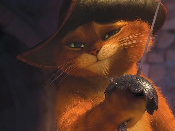 Zdjęcia Kot W Butach Z Kociłapką Wkraczają Do Kin Strona 12