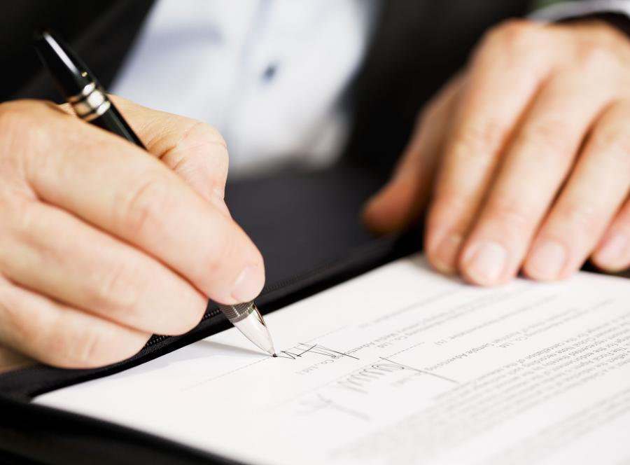 Platforma chce nowelizować ustawę o notariacie