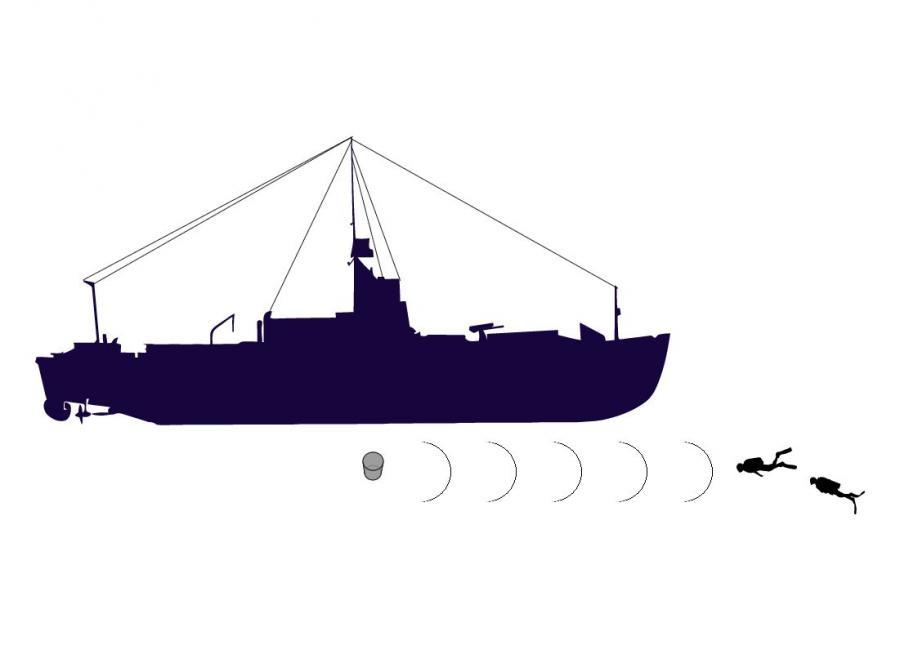 Fale dźwiękowe wywołujące nudności u nurków