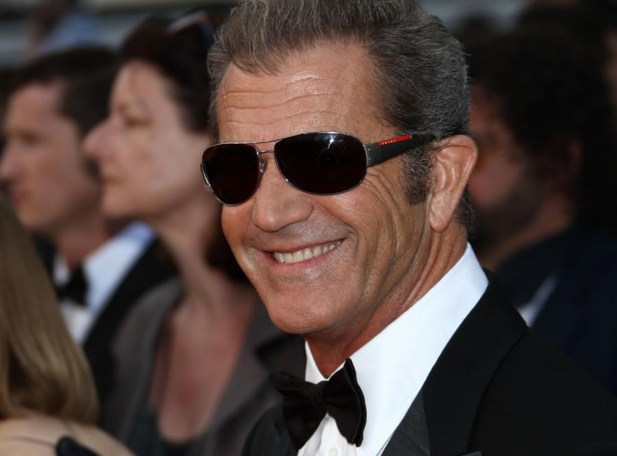Mel Gibson daleko od Judy Machabeusza