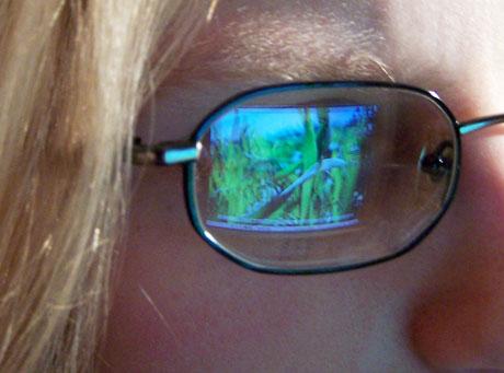 Można okradać ludzi, odczytując dane z oczu