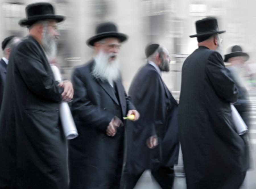 Ortodoksyjni Żydzi